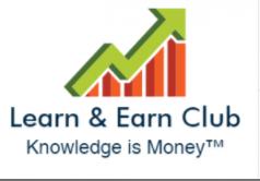 learn and earn logo